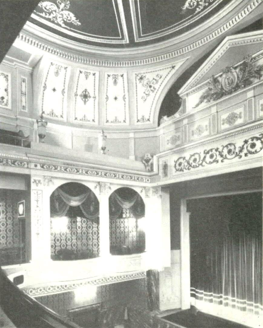 Theatre Auditorium 1970