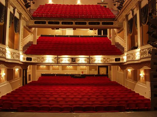 Theatre Auditorium 2004